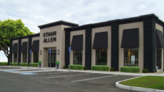 Ehtan Allen storefront