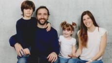 Martin Ananos and family