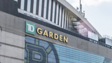 Boston Garden Stadium