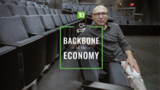 Backbone of the Economy logo