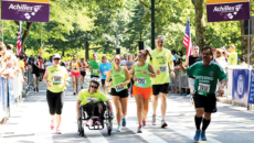 Achilles Hope and Possibility race