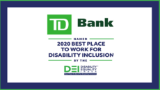 Best place to work for disability inclusion