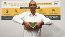 small business owner Jatin Mehta