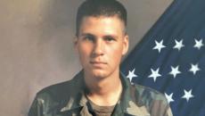 Paul Bajus in his army uniform