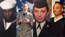 Collage of TD Vets