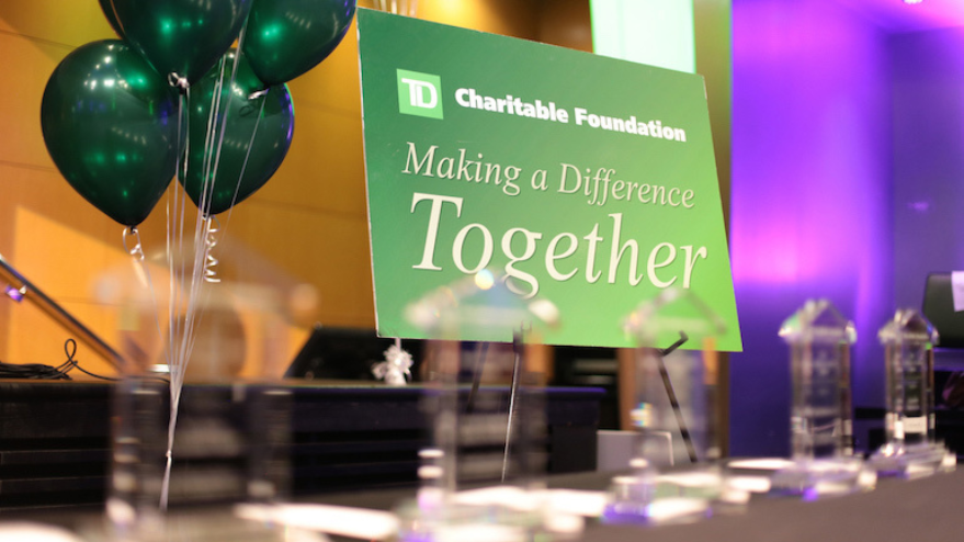 TD Charitable Foundation: Making a Difference