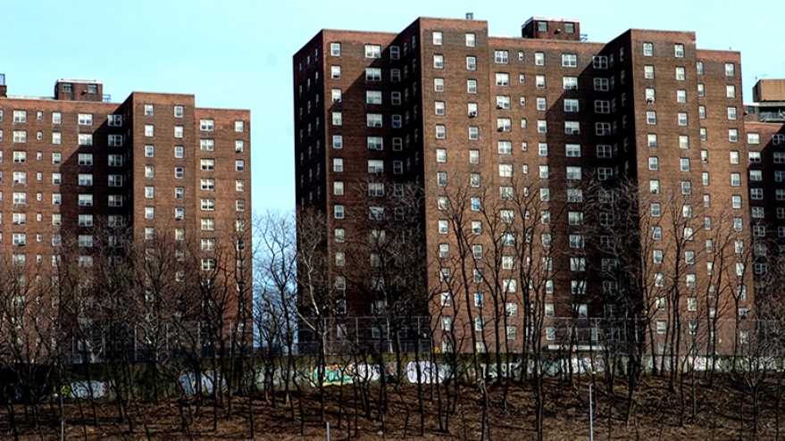 high rise affordable housing buildings
