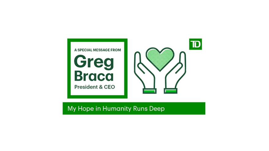 A Special Message from Greg Braca banner