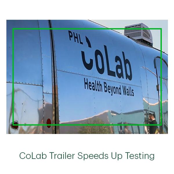 CoLab Trailer Speeds Up Testing