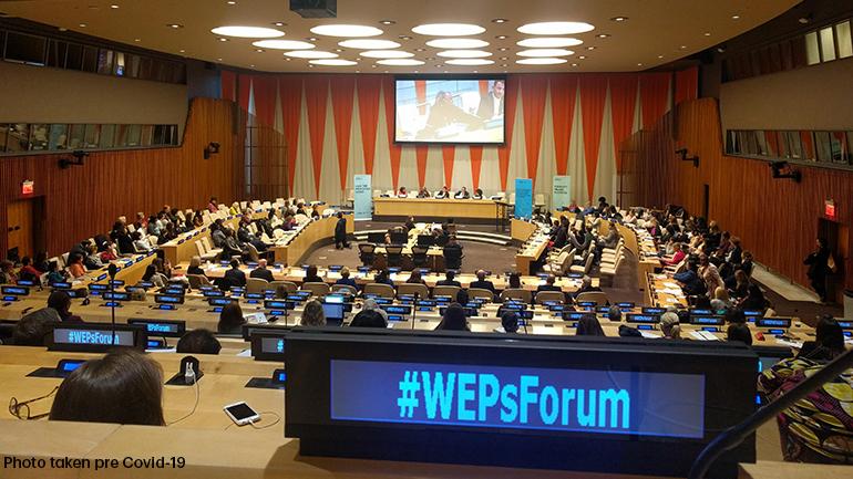 UN Congress Panel