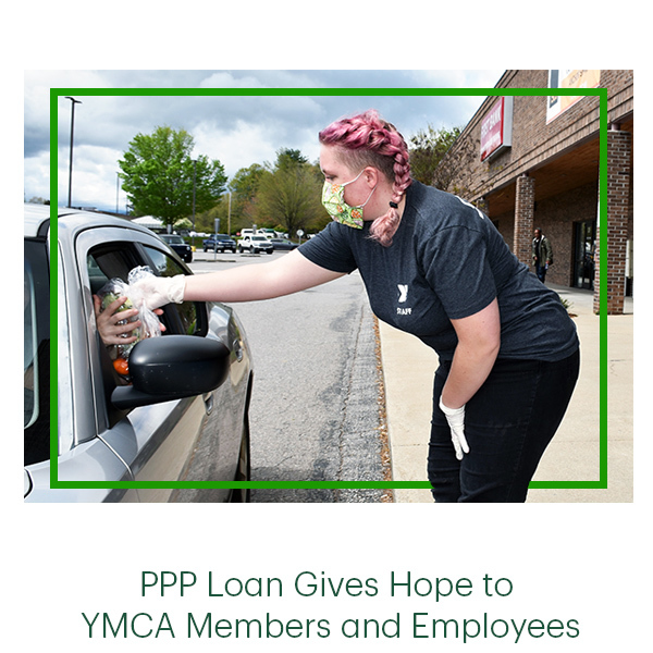 PPP Loan Gives Hope to YMCA Members and Employees